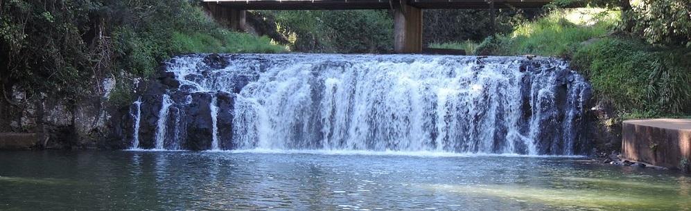 The Historic and Cultural Malanda Falls Conservation Park
