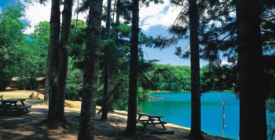 Atherton Tablelands Tour Lake Eacham