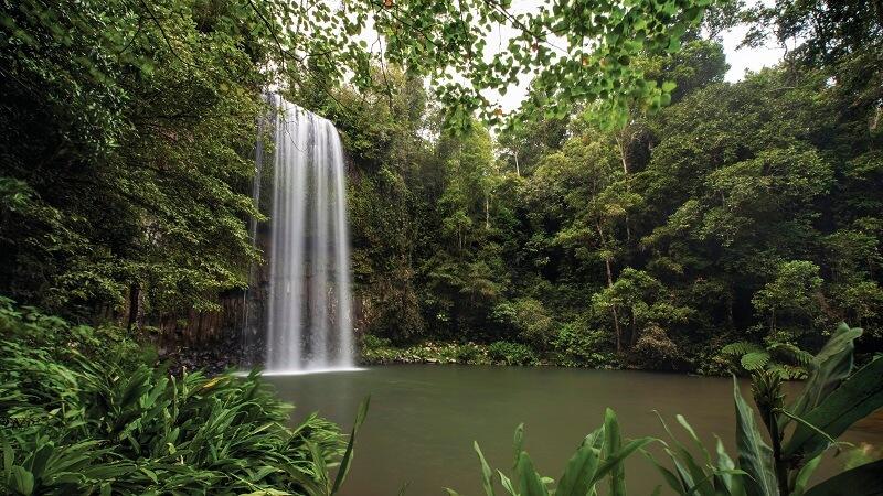 Milla Milla Waterfalls