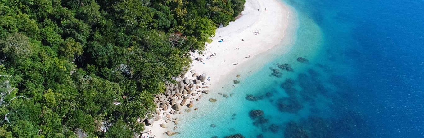 What is the Difference between our Fitzroy and Green Island Tours?