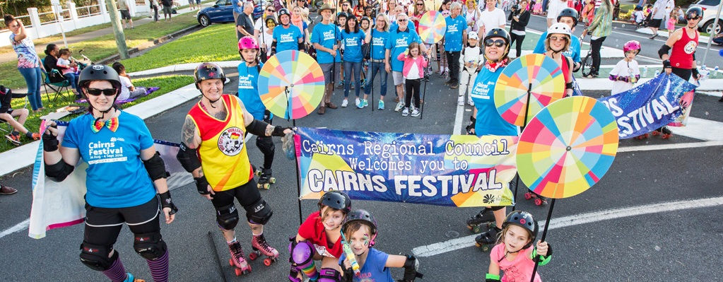 Why you should see the Cairns Festival