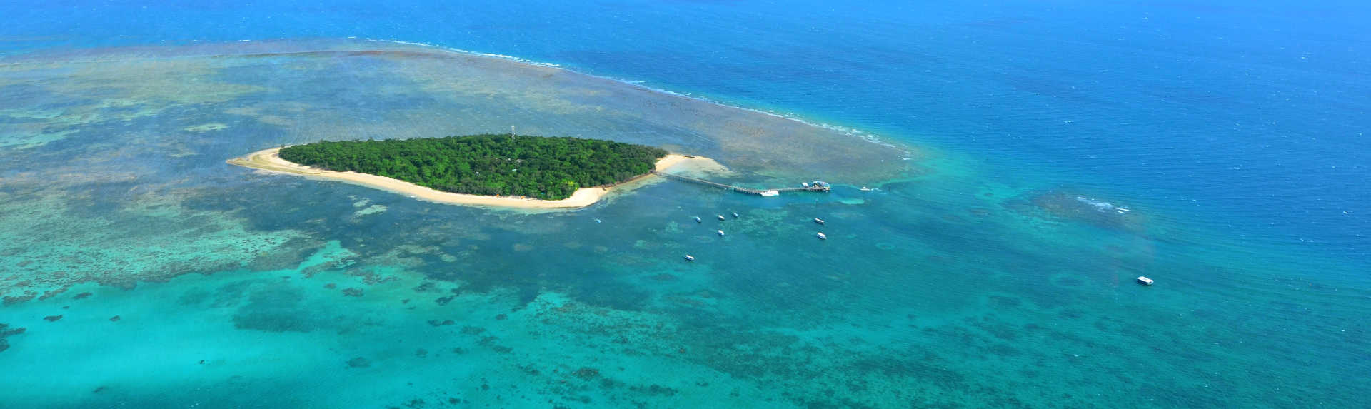 How much does it cost to go to Green Island?